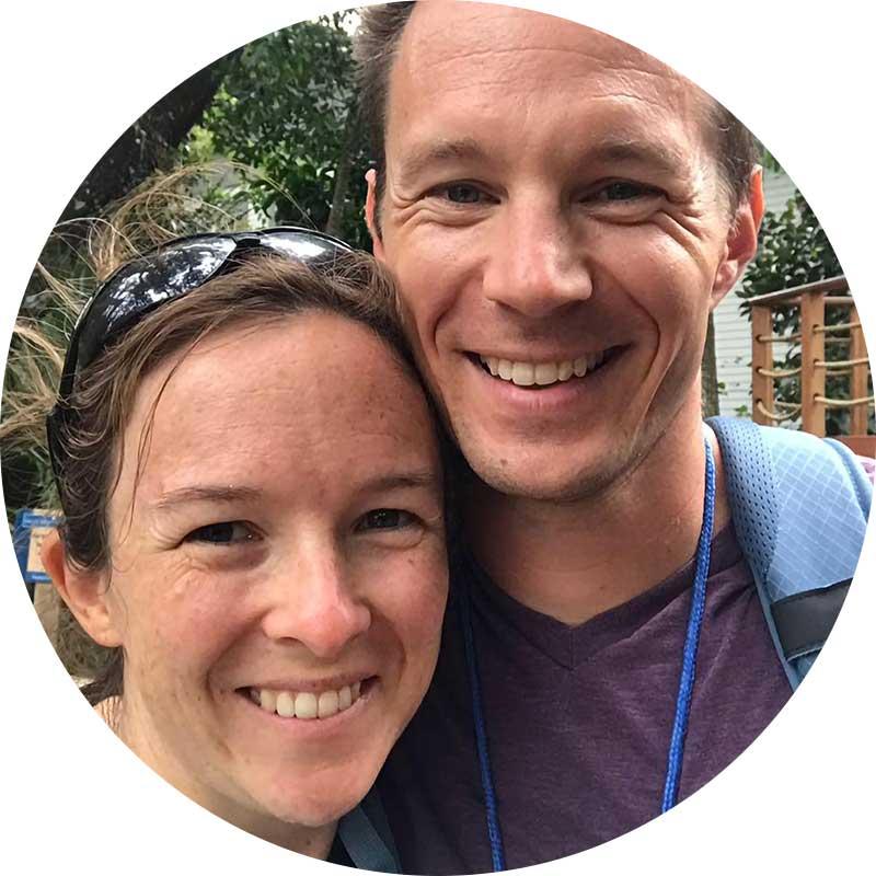 survival swim lessons client review Chris and Tami Jones